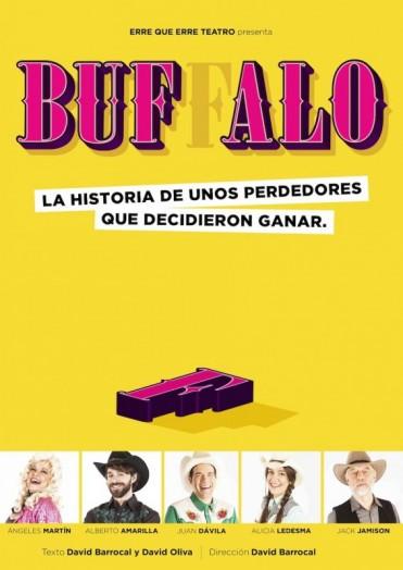 Alberto Amarilla estrena Buffalo