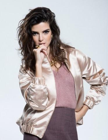 Clara Lago comienza el rodaje de Órbita 9